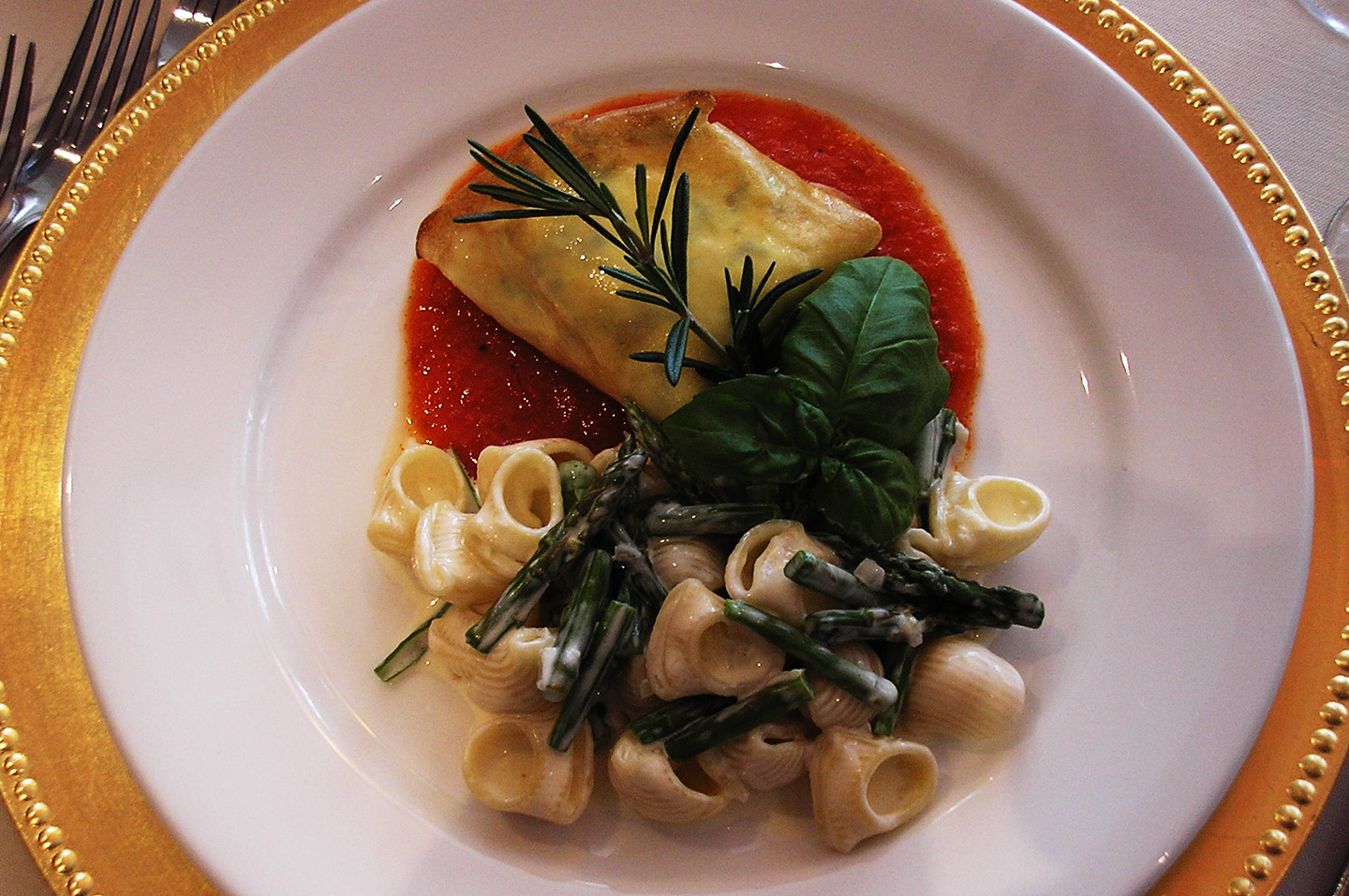 ... for your pasta. Stuffed pasta can be baked in creamy or tomato sauce